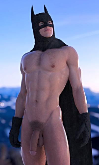 Batman-XXX